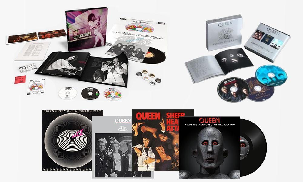 Queen December Giveaway
