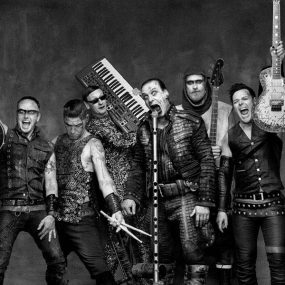 Rammstein Announce European Tour