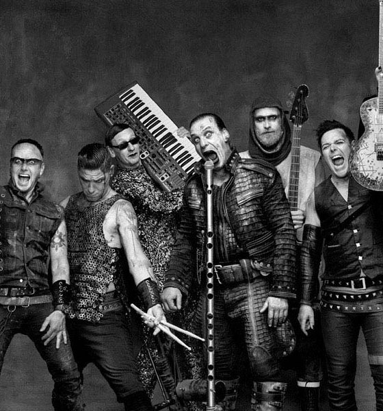 Rammstein Video New Single Radio