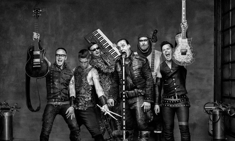 Rammstein Five Videos New Album