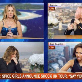 Spice Girls UK Tour 2019