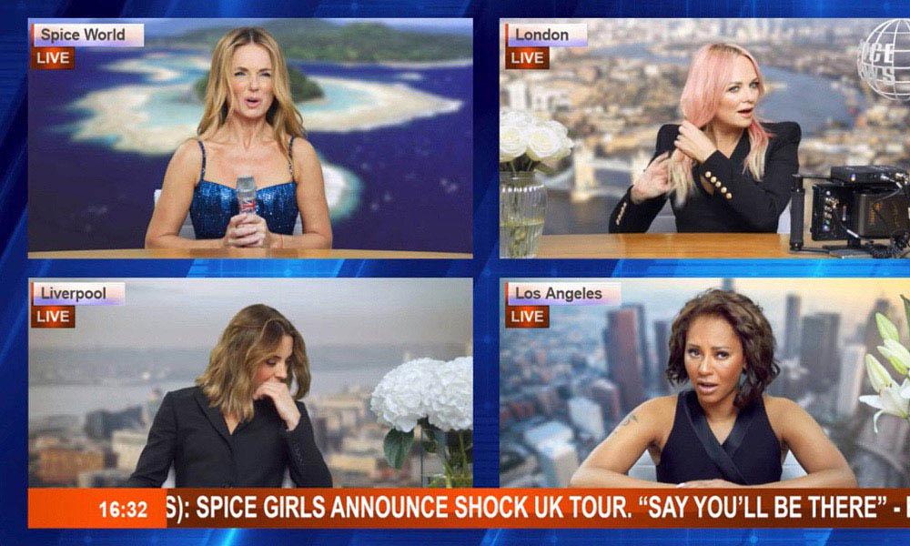 Spice Girls announce Long-Awaited 2019 UK Tour Dates