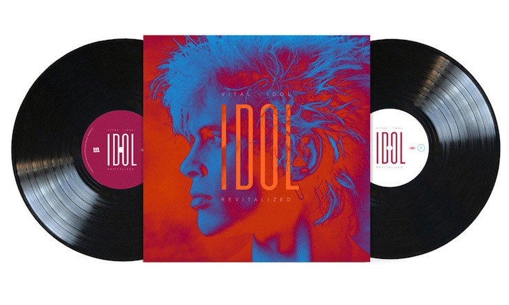 Billy Idol Vital Idol