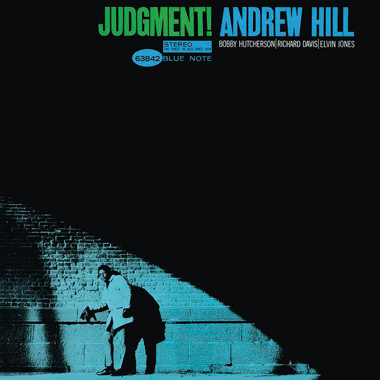 Andrew Hill Judgement album cover web optimised 740