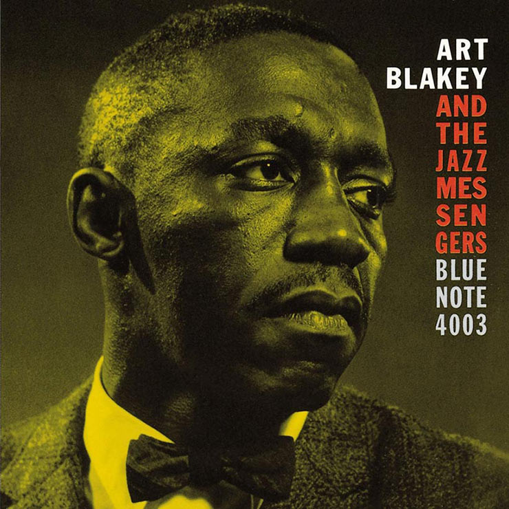 Art Blakey Moanin' album cover web optimised 740