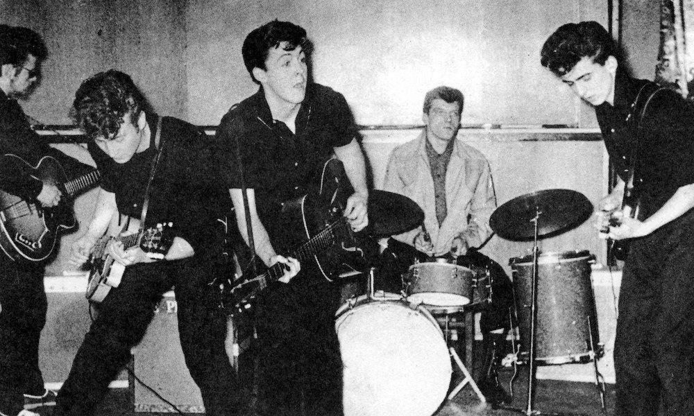 Beatles 1960 GettyImages 82660762