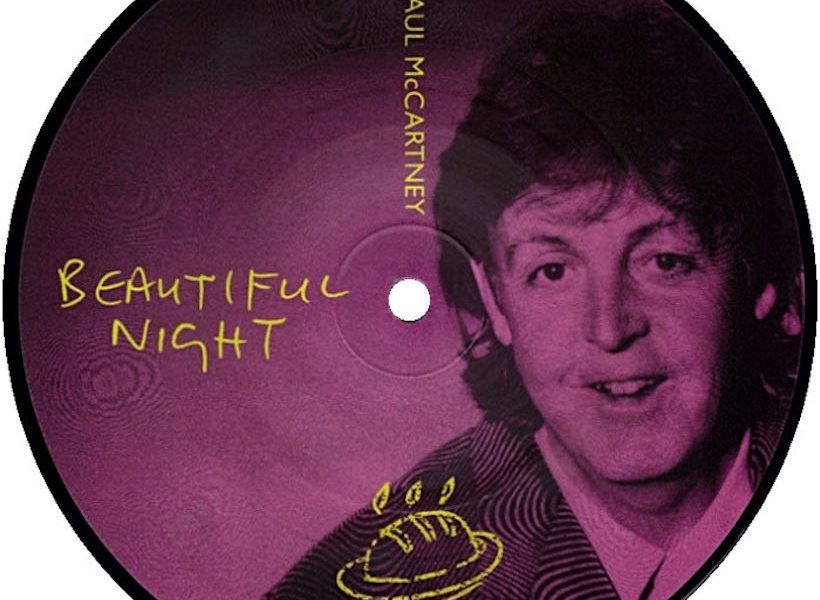 Paul McCartney Makes It A 'Beautiful Night,' With A Little