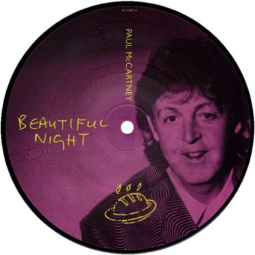 Beautiful Night Paul McCartney