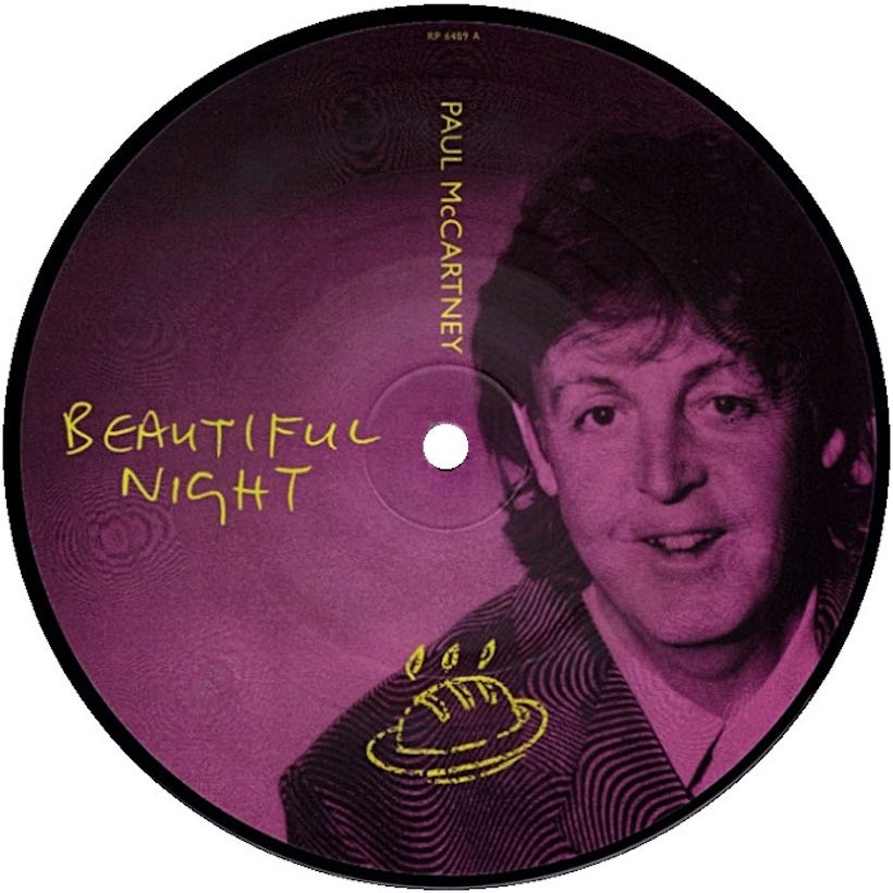 Paul McCartney Makes It A 'Beautiful Night,' With A Little Help From His Friends