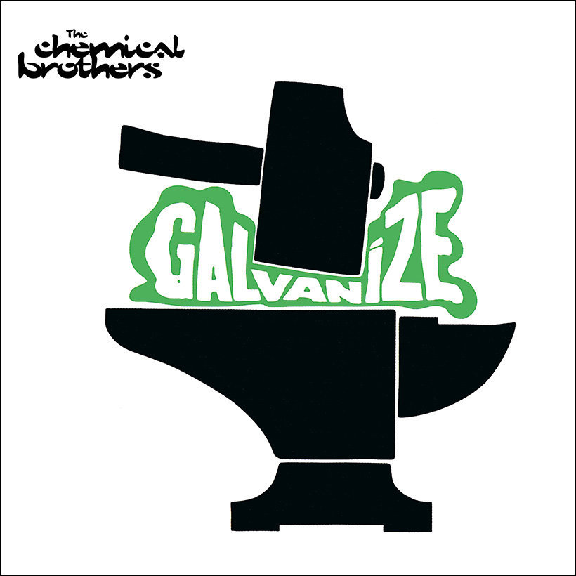 Chemical Brothers Galvanize Remixes