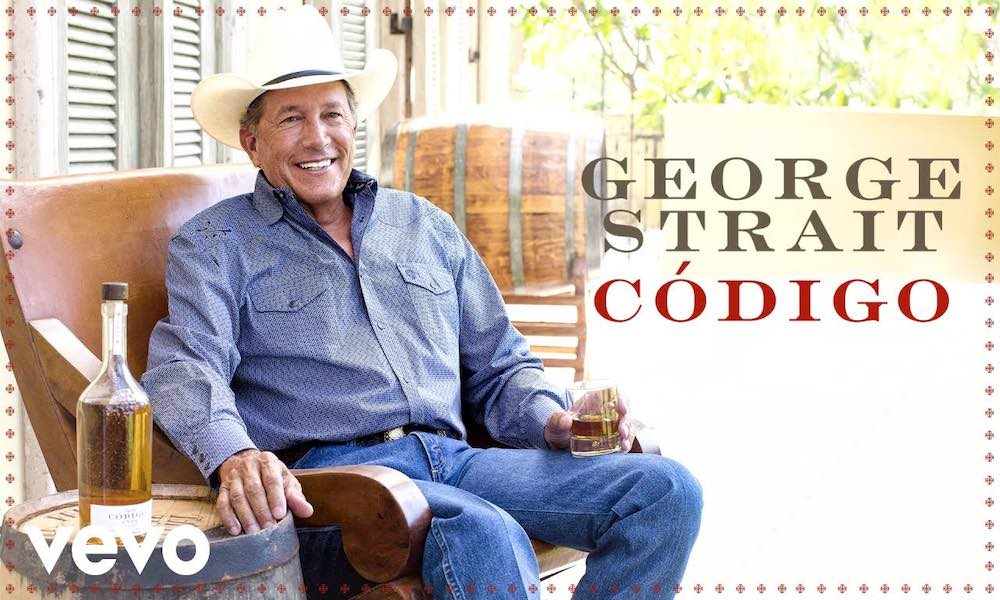 George Strait Raises A Glass Of 'Código' With New Single