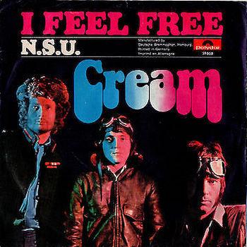 Cream I Feel Free