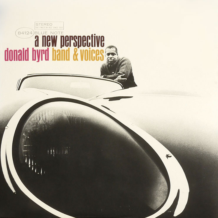 Donald Byrd A New Perspective Album Cover web optimised 740