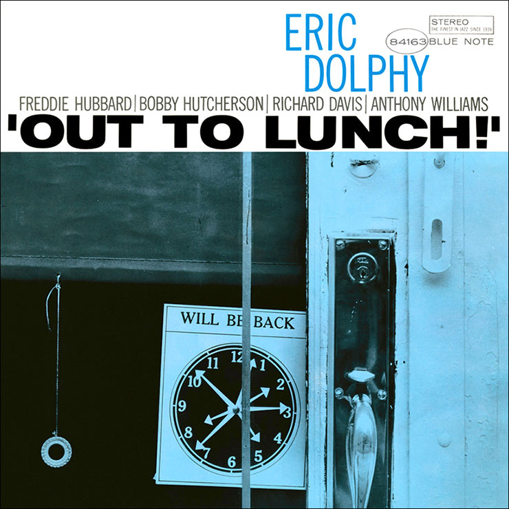 Eric Dolphy Out To Lunch Album Cover web optimised 740
