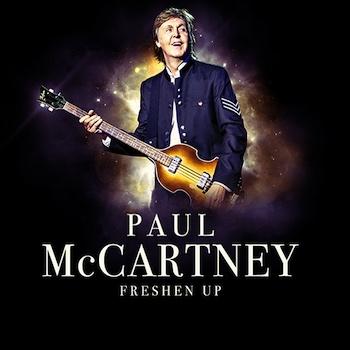 Freshen Up Paul McCartney