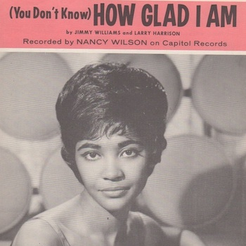 How Glad I Am Nancy Wilson