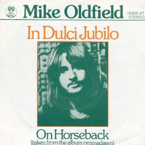 In Dulci Jubilo Mike Oldfield