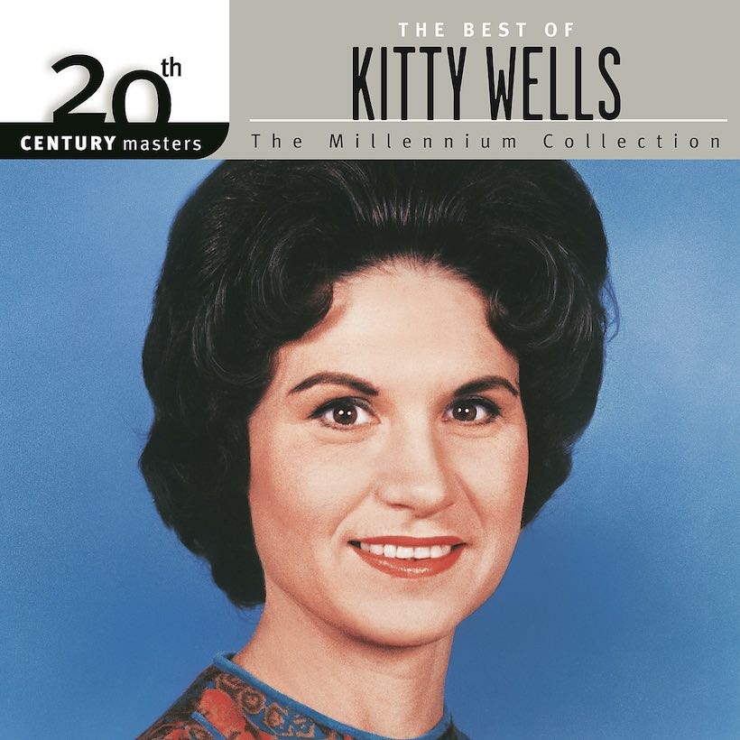 Kitty Wells Best Of album