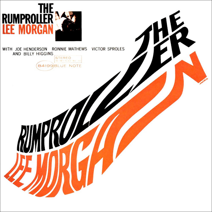 Lee Morgan The Rumproller album cover web optimised 740