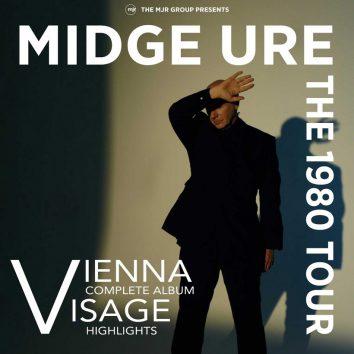 Midge Ure Ultravox Vienna 1980 Tour