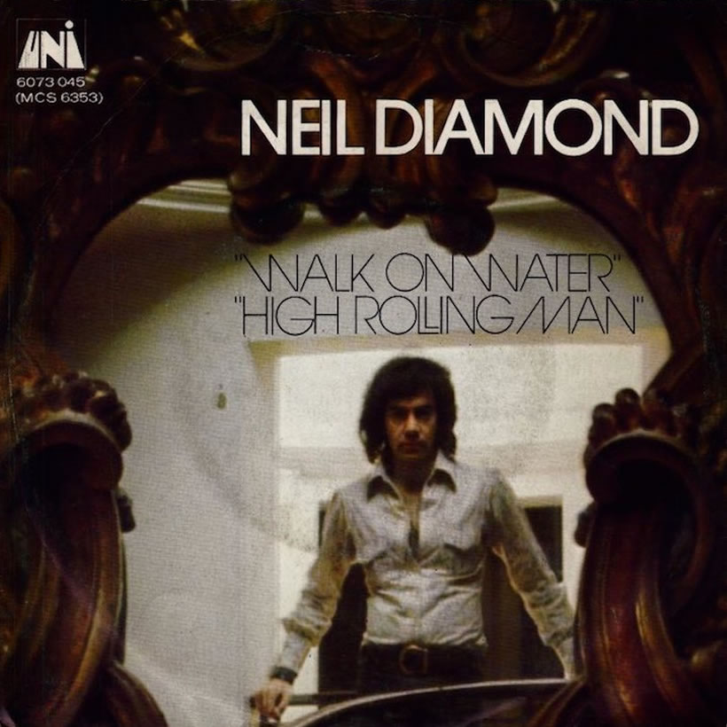 'Walk On Water': Neil Diamond Ends A Chapter With 1972 Hit