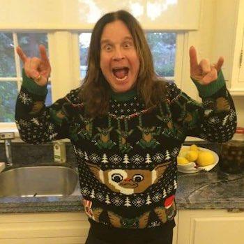 Ozzy Osbourne jumper