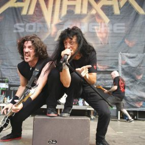 Anthrax 2019 Bloodstock Festival