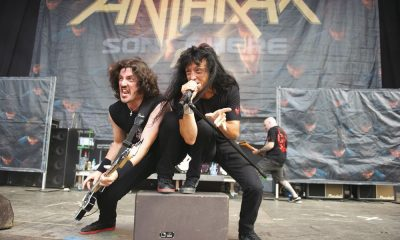 Anthrax 2019 Bloodstock Festival
