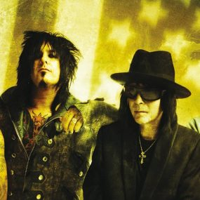 Trailer Motley Crue Biopic Dirt
