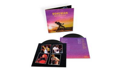 Vinyl Film Soundtrack Bohemian Rhapsody