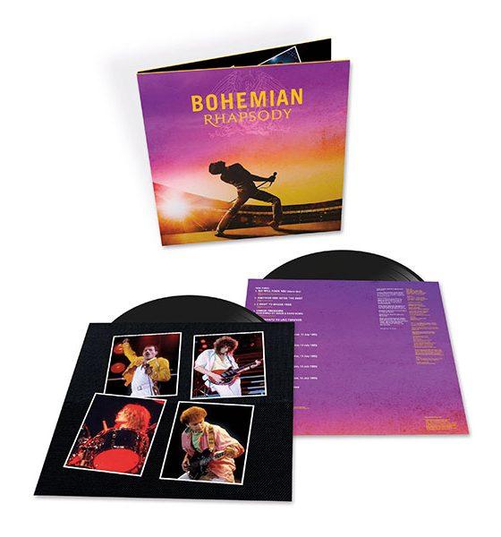 Vinyl Film Soundtrack Bohemian Rhapsody