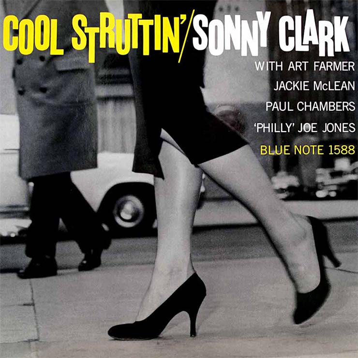 Sonny Clark Cool Struttin album cover web optimised 740