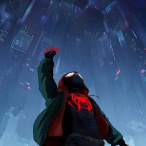 Spider Man Into The Spider Verse Soundtrack album cover
