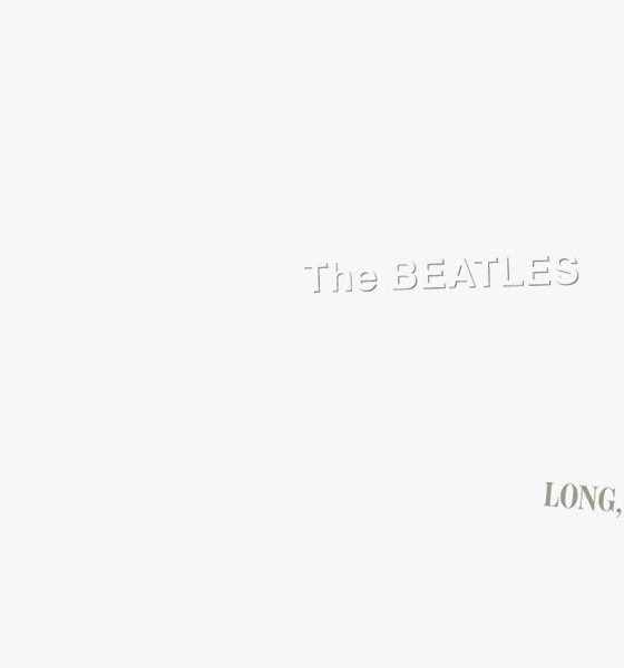 The Beatles Long Long Long artwork