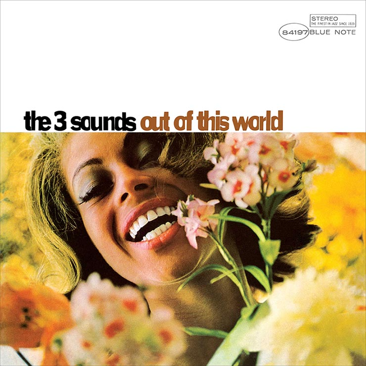 The Three Sounds Out Of This World album cover web optimised 740