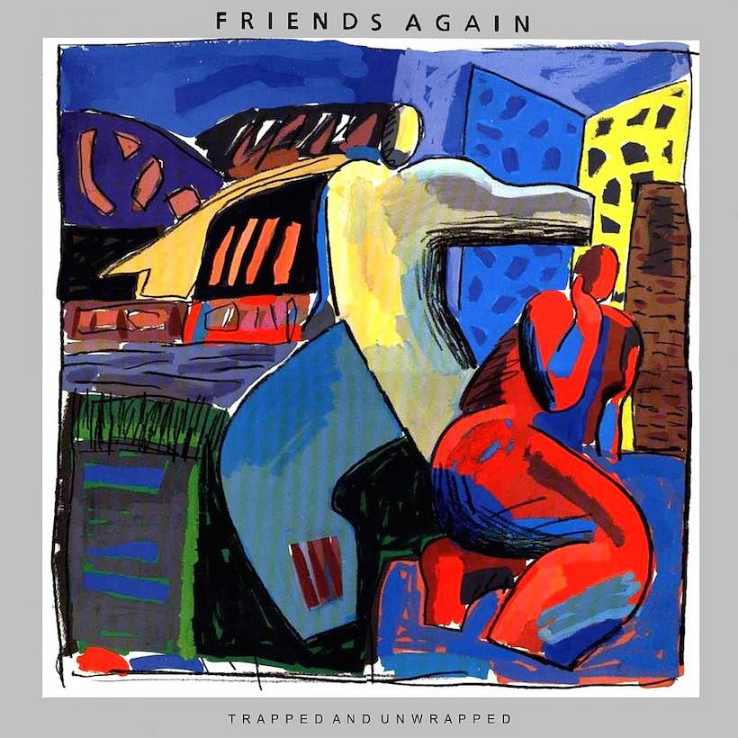 1980s Gem By Scottish New Wave Pop Band Friends Again Goes Digital