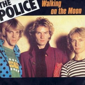 Walking On The Moon Police