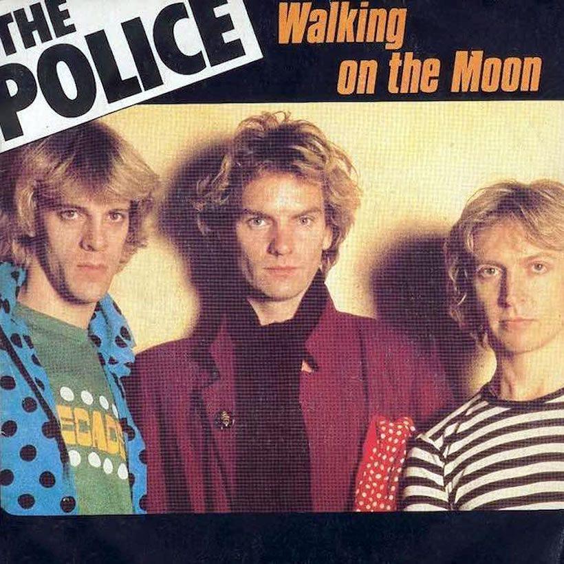 Walking On The Moon Police