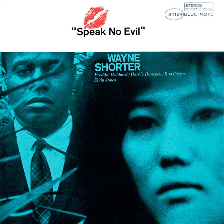 Wayne Shorter Speak No Evil album cover web optimised 740
