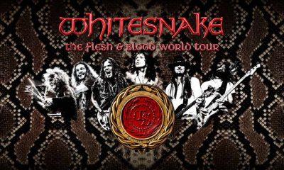 Whitesnake poster