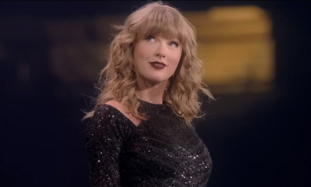 Taylor Swift Shares All Too Well Teaser From Netflix Concert