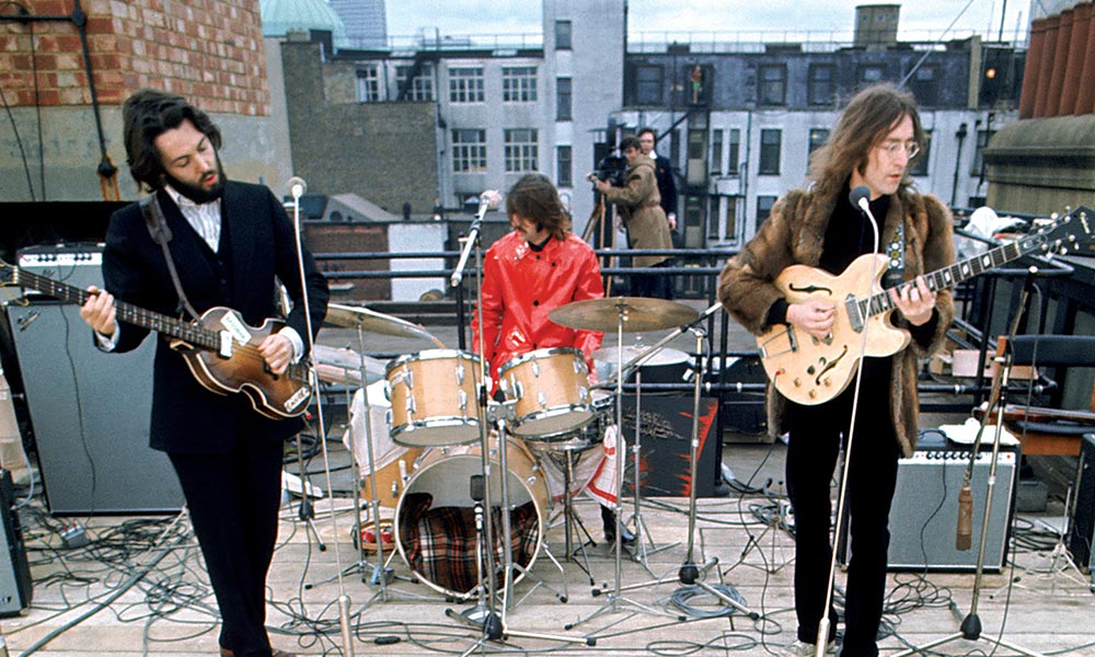 The Beatles Rooftop Concert Behind The Group S Final Public Performance