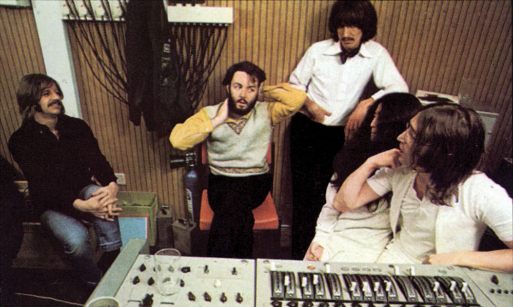 Peter Jackson To Create New Beatles Film From Unseen Let It Be Footage