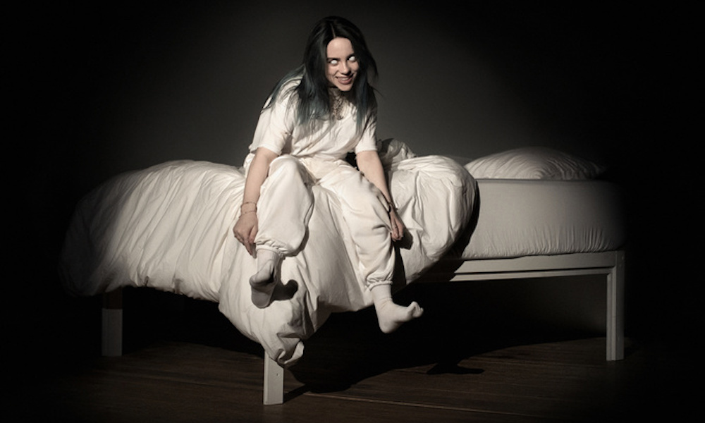 Billie Eilish When We All Fall Asleep Where Do We Go?