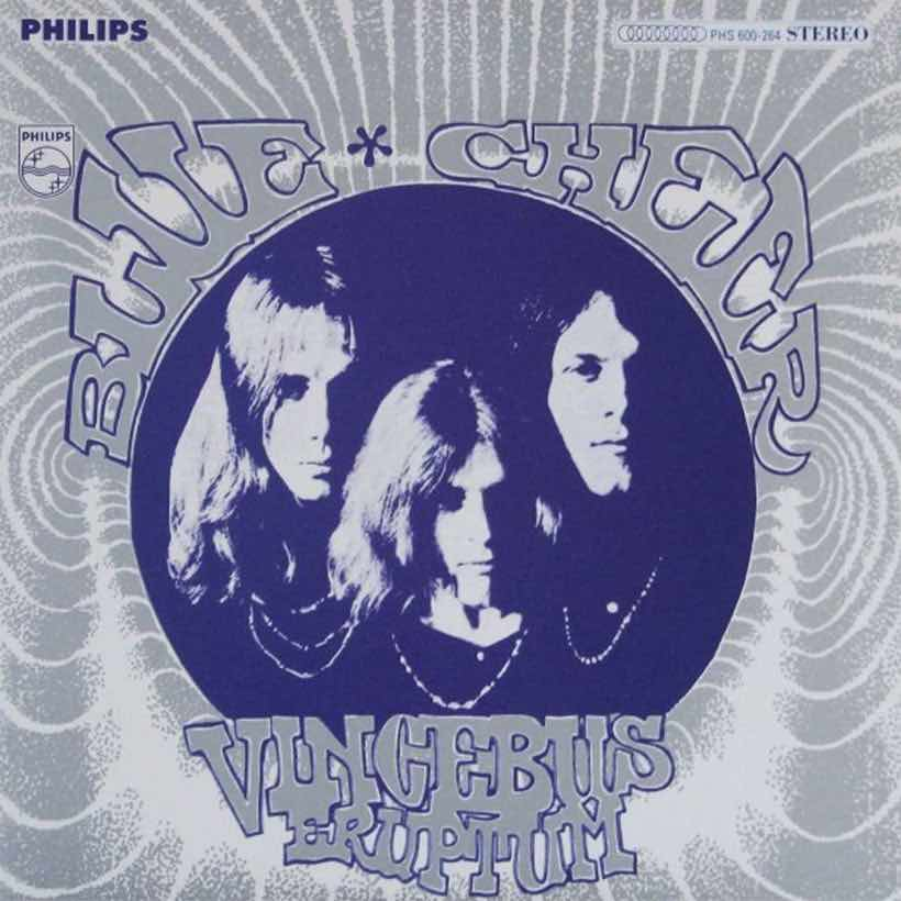 Vincebus Eruptum': Blue Cheer Ring Out Across The States | uDiscover