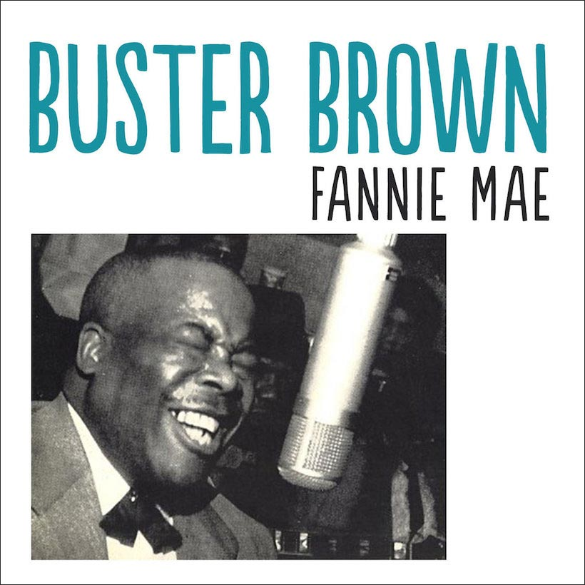 Buster Brown Fannie Mae album cover with border