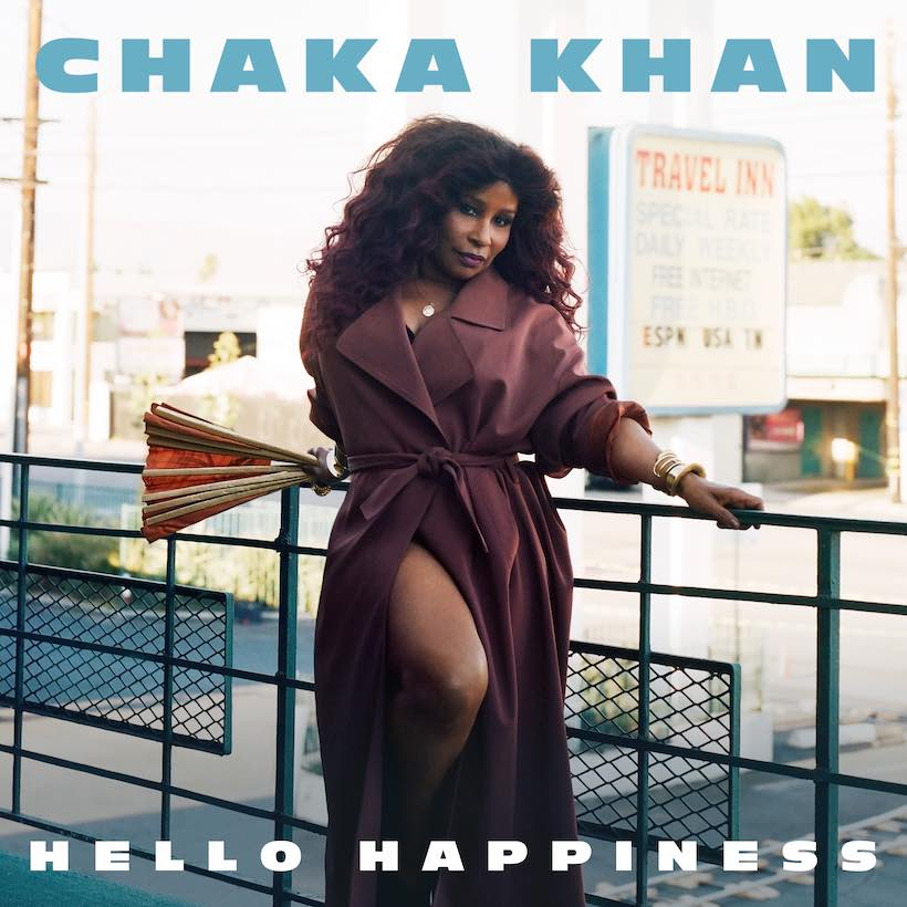Chaka Khan Hello Happiness cover