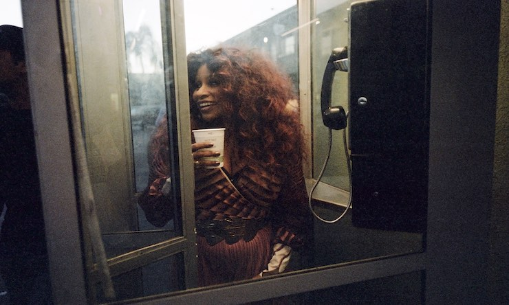 Chaka Khan Hello Happiness publicity shot