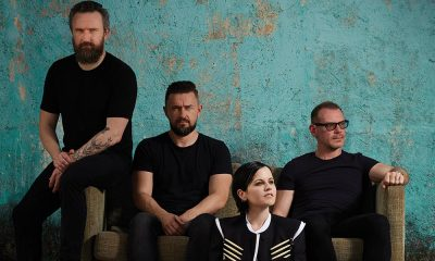 Dolores O'Riordan Cranberries 2018