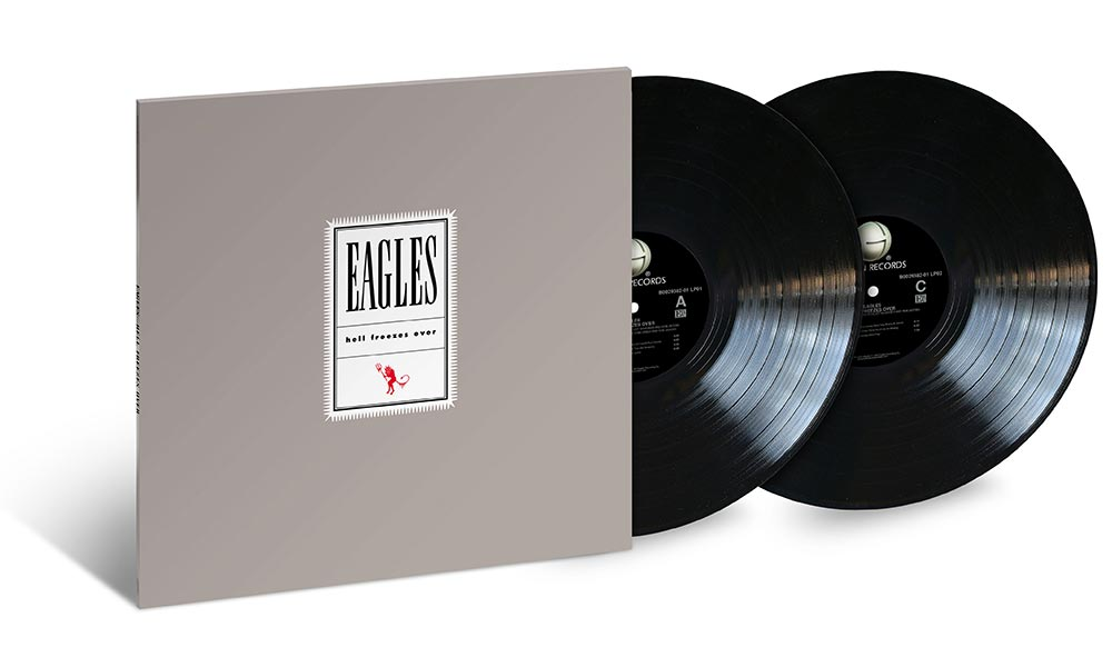 Eagles Hell Freezes Over 2LP packshot